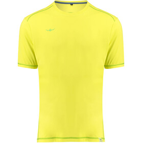 Kaikkialla Toni Shortsleeve Shirt Men yellow